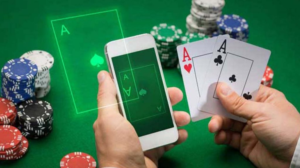 online gambling android app