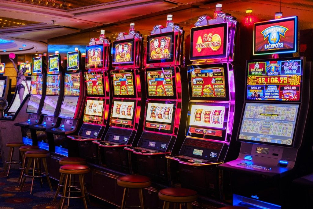 slots in the web