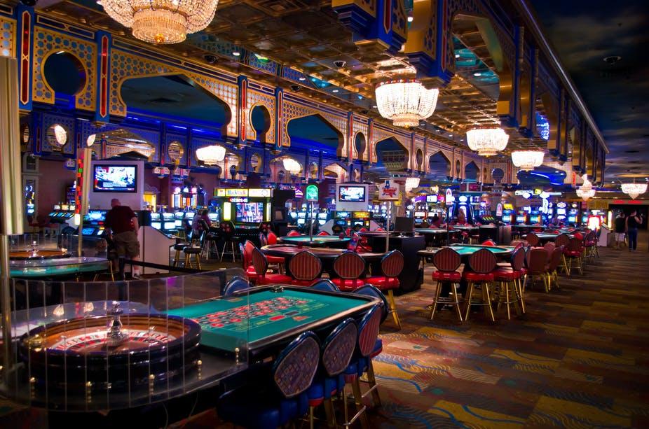 Slot casino